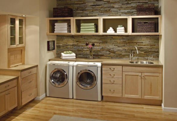Laundry Room Design & Construction